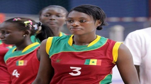 Interview Bintou Sow : internationale sénégalaise de volley-ball