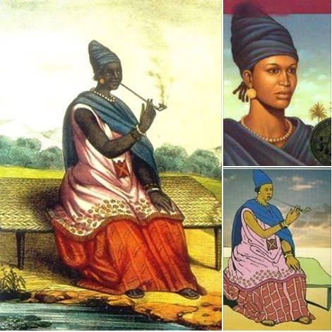 NDATE YALLA MBODJ Pionnière de la résistance et souveraine du Walo