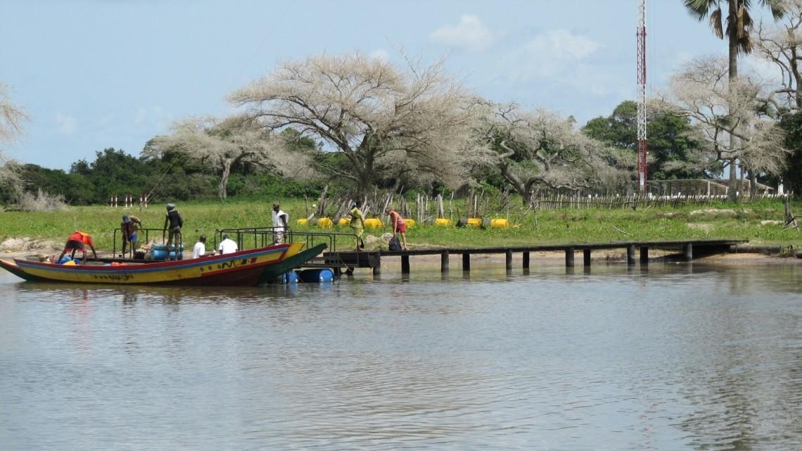La Belle Dame du Sénégal : la verte Casamance