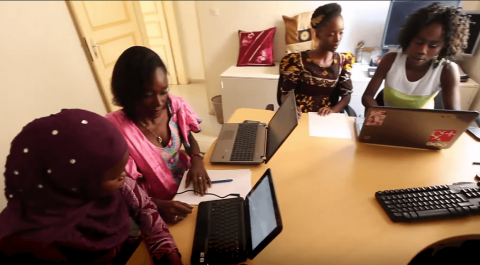 Jjiguene Tech : un hub pour réduire la fracture numérique en genre