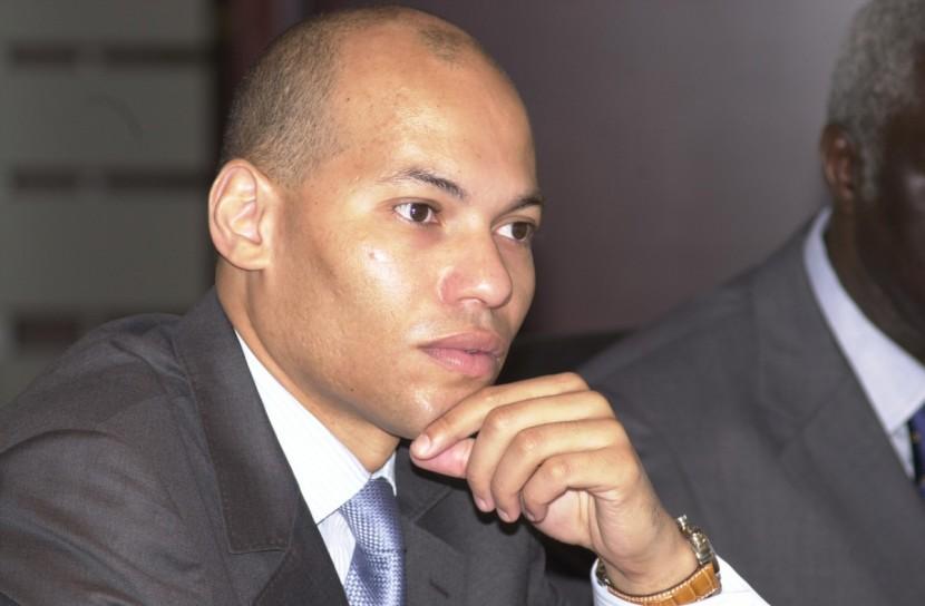 Karim Wade condamné à 6 ans de prison ferme et 138 Milliards d'amende