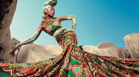 Le pagne africain : une tendance vers l'internationalisation