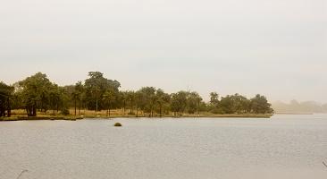 Une vue du fleuve Casamance