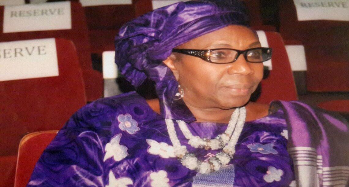 Maïmouna Kane Touré : Celle qui a permis aux femmes d'occuper toutes les fonctions au Sénégal
