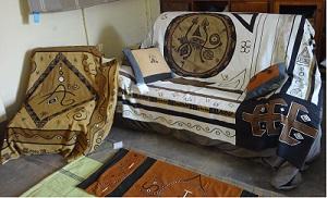 Debbosenegal - batik, teinture naturelle du Village Artisanal de Ouagadougou