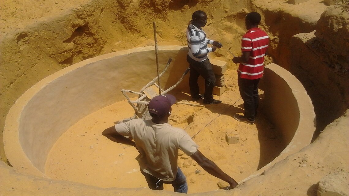 Debbosenegal - biodigesteur pour fabrication biogaz - Heifer