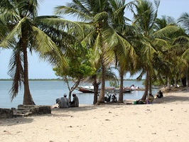 Ile de Carabane