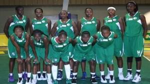 Les lionnes du basket