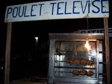 poulet televise
