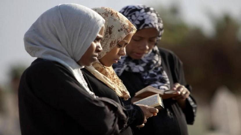 LA SENEGALAISE DANS L'ISLAM