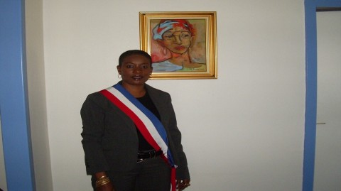 Ndeye Fatou DIOP: une sénégalaise au cœur de la politique en France!