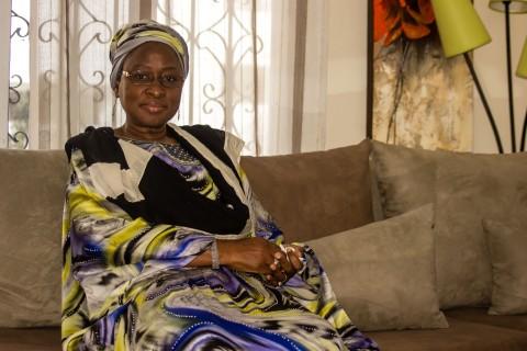 Rencontre avec la commissaire de classe exceptionnelle , Aby Diallo