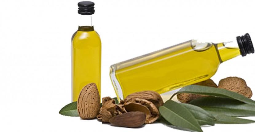 Les vertus de l'huile d'amande douce