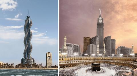 Découvrir Jeddah et la Mecque