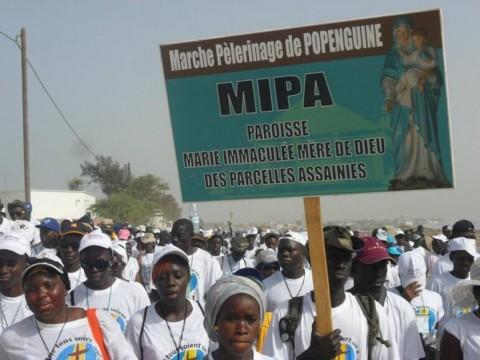 Les Chrétiens ont fêté Pentecôte : l'origine du pèlerinage de Popenguine au Sénégal