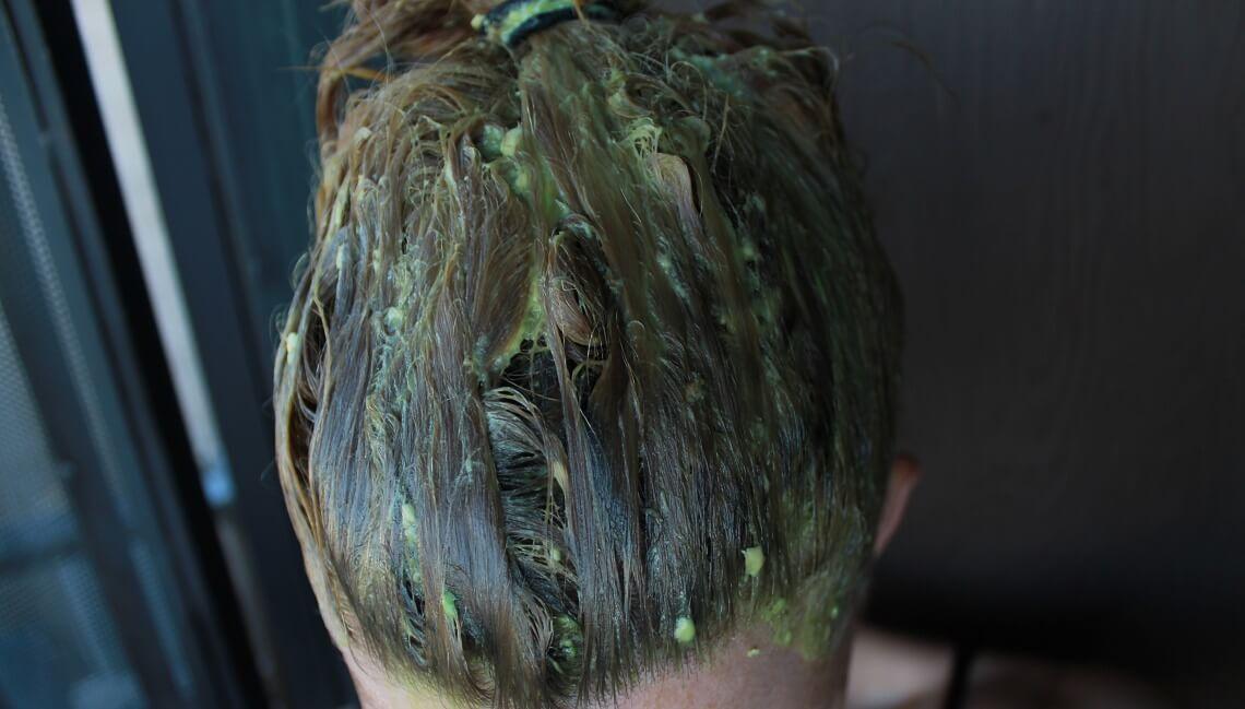 masque efficace cheveux secs