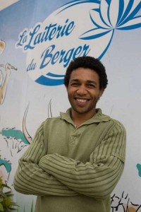 Mr Bagoré Bathily Directeur et Cofondateur de La Laiterie du Berger