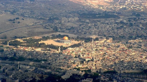 Périple à Jérusalem terre Sainte des trois religions révélées