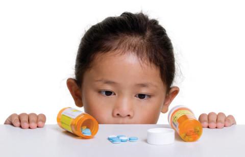 Mon enfant a pris des produits dangereux ! Que Faire ?