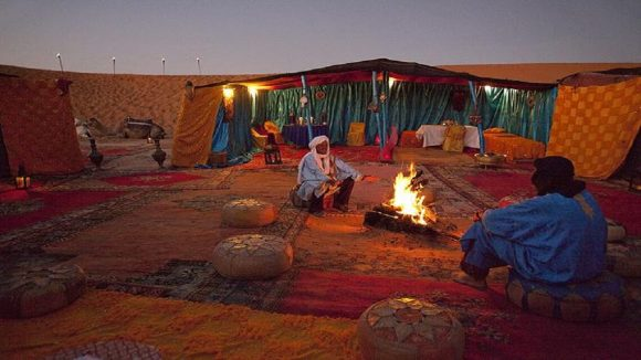 Périple à Babelvet : perdus dans le désert mauritanien !