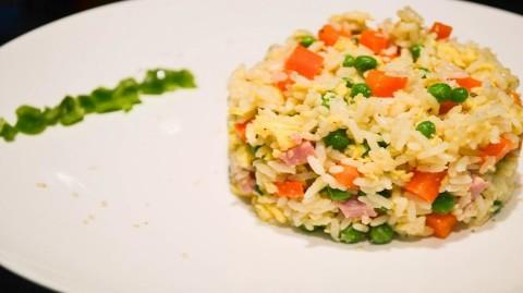 Série salade d'été : salade de riz au thon
