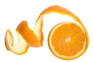 orange peau