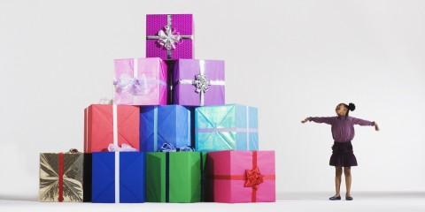 Astuce : Conservez vos papiers cadeaux !