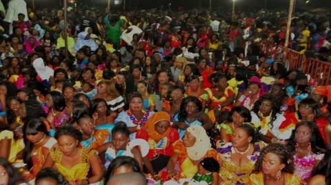 Magal de Touba ou le «deffante» (compétition) des femmes de modou-modou