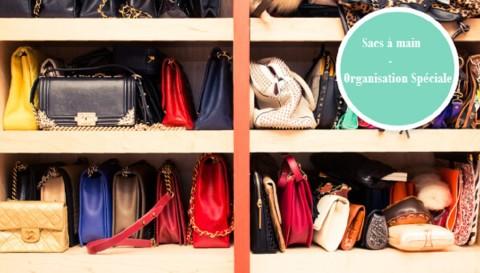 Déco – 6 façons de ranger vos sacs à main !