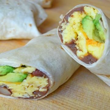 Ce dimanche on brunch avec des Burritos !