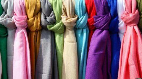 6 Idées géniales pour ranger vos foulards !
