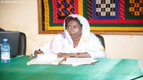 Femme, Ambassadeur, Fatoumata Sire Diakite defend les droits des femmes au Mali