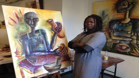 Femme artiste au Senegal : qui pour la relève d'artistes comme Kiné Aw ?