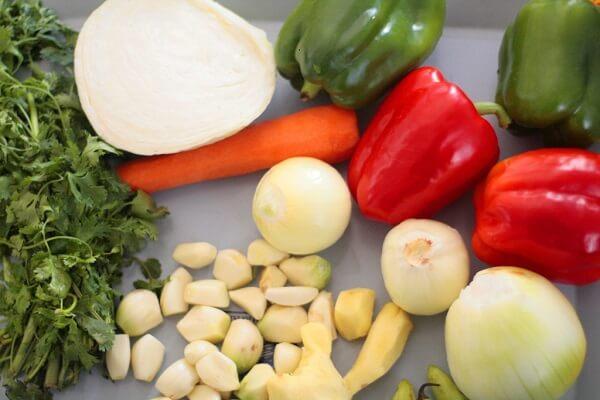 Rien de tel que les légumes pour donner du goût à nos plats