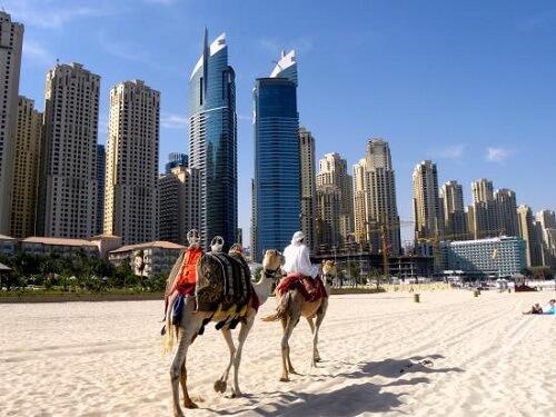Dubai championne de la démesure