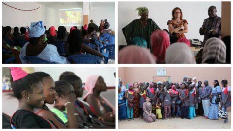 Du 5 au 17 janvier 2017, participez à la tournée cinéma en plein air de «Sénégal, des femmes d'exception»