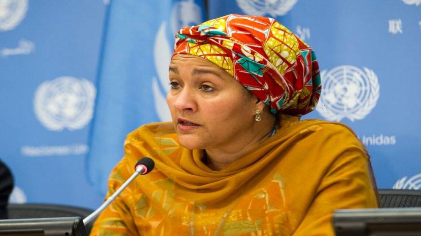 Qui est Amina J. Mohammed ,Vice-secrétaire générale de l'Organisation des Nations Unies