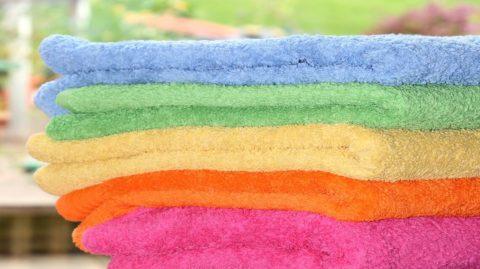 Pour votre linge de maison optez pour les assouplissants naturels