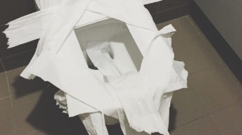 Hygiene : couvrir la lunette des toilettes de papier, est-ce vraiment utile ?