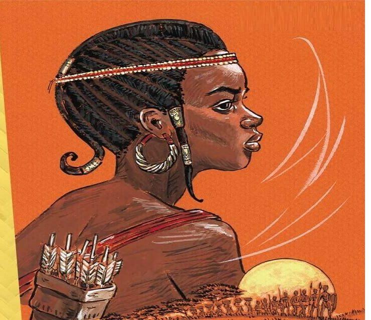 Sarraouina, cette reine guerrière figure de la résistance face à l'impérialisme, oubliée par les historiens…