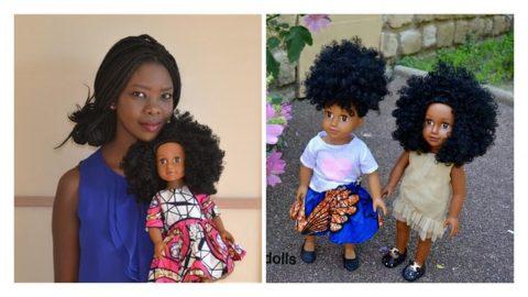 Qui est Rokhaya Diop la jeune entrepreneure sénégalaise qui a lancé les urbidolls ?