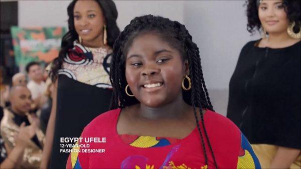En réponse aux moqueries de ses camarades, elle lance sa propre ligne de vêtements à 12 ans !