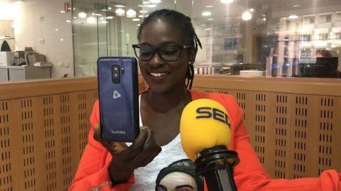 Guinée : Fadima Diawara, crée une marque de smartphones low-cost 100% africain