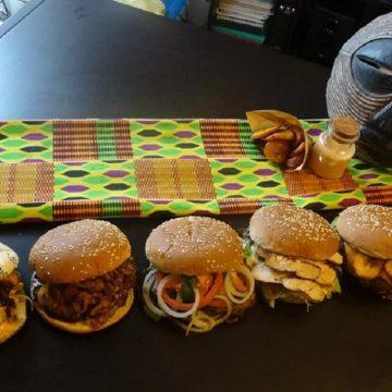 Le burger mafé, ça vous dit ?