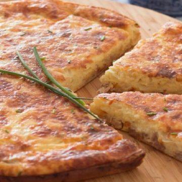 La quiche au thon facile et savoureux !