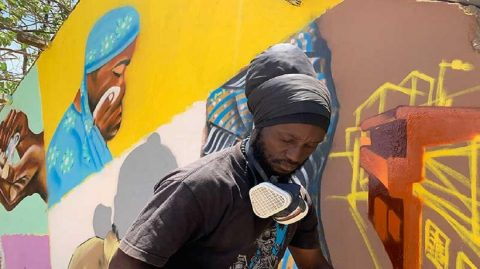 Moussoukoro Diop : mission d'une influenceuse sous covid 19