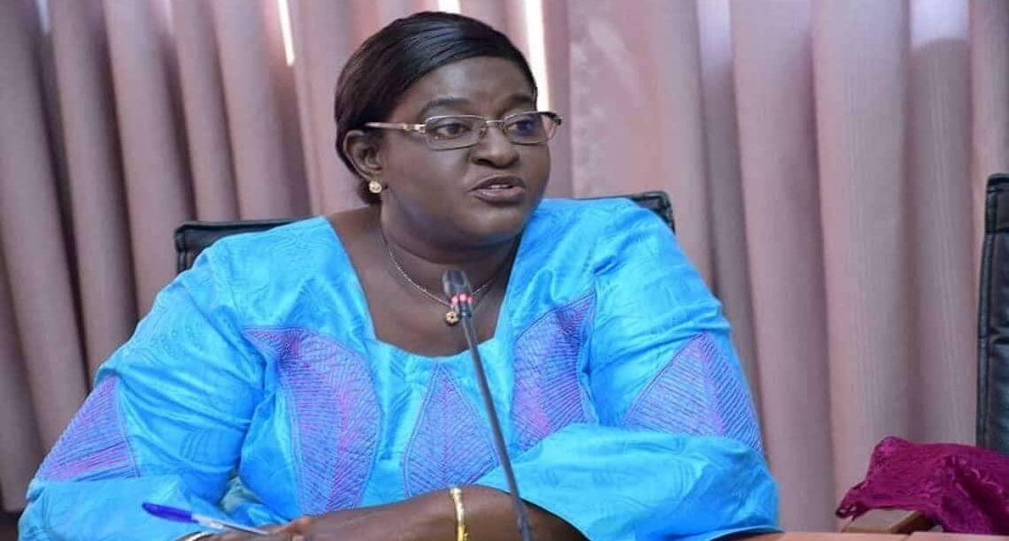 Nos héros du covid 19 : Dr Marie Khémes Ngom Ndiaye