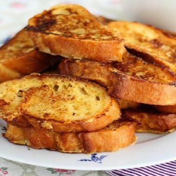 Recette du jour : le pain perdu ou mburu faas
