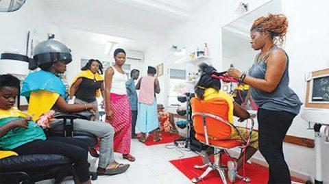 covid 19 : le blues des salons de coiffure