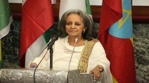 Éthiopie : le président est une femme